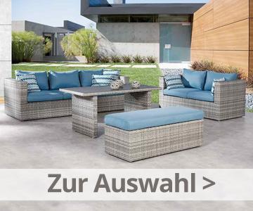 loungem bel f r garten terrasse und wintergarten hier online kaufen. Black Bedroom Furniture Sets. Home Design Ideas