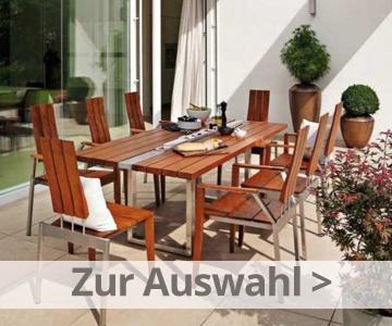 Metall-Holz Garnituren