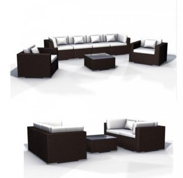 Espace-Luxus-Lounge-braun