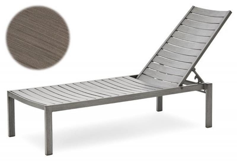 landmann garvida aluminium sonnenliege listello bronze bushed. Black Bedroom Furniture Sets. Home Design Ideas