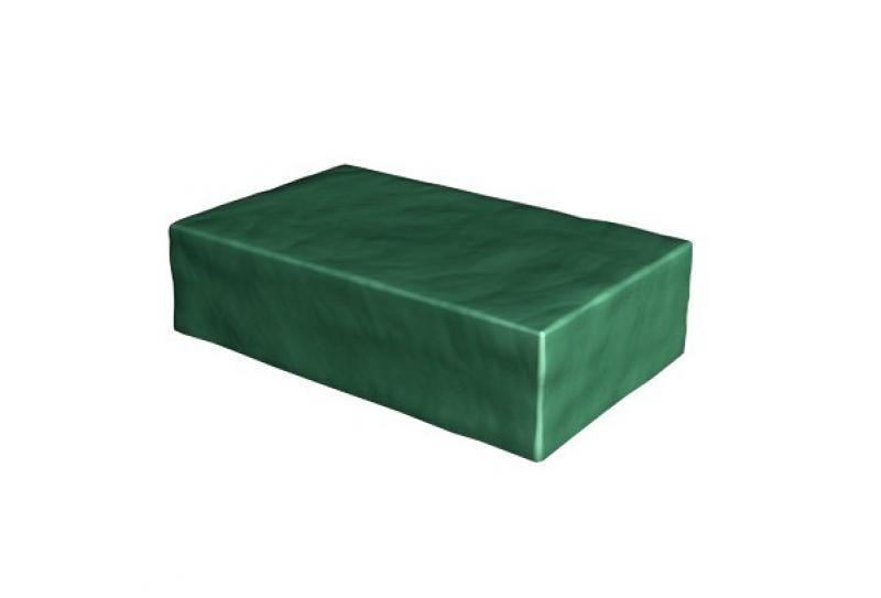 Hervorragend Gartenmöbel Schutzhülle für Esstisch 180er - Maße: 90 x 180 x 75  OO51