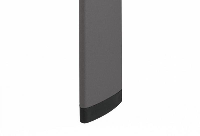 Kettler Lofttisch 160x95cm Kettalux Plus anthrazit-anthrazit