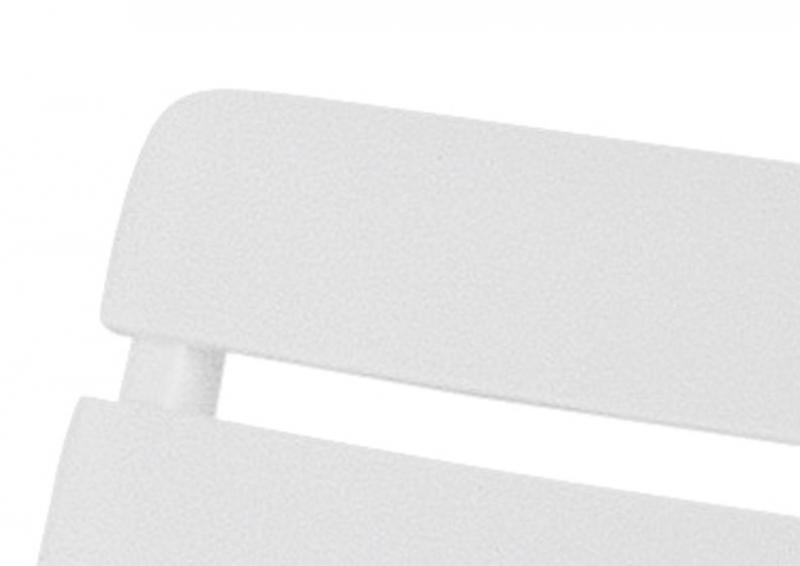 Kettler Riva Multipositionssessel weiß-weiß
