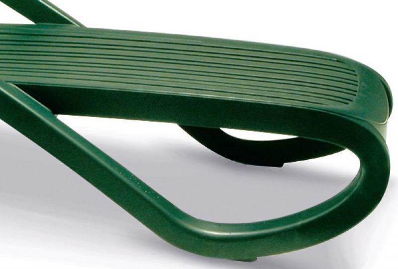 Best Stapelliege Eden grün