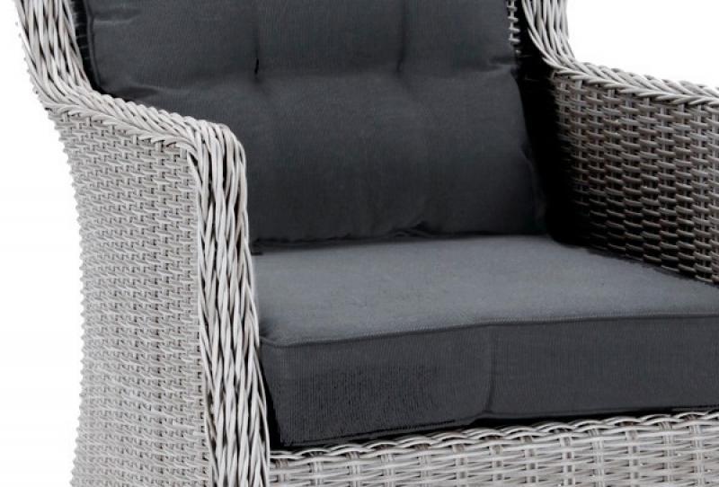 Best Lounge-Sessel Barcelona warm-grey