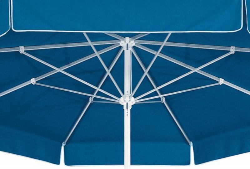Best Großschirm Ibiza 300cm/8-tlg. grün