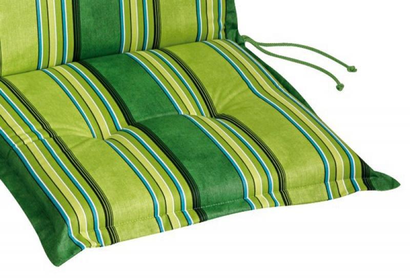 Best Sesselauflage nieder 100x50x8cm D.1114