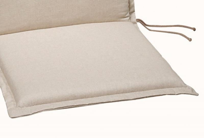 Best Zierkissen 40 x 40 x 12cm Dessin-Nr.: 1230 Farbe: weiß