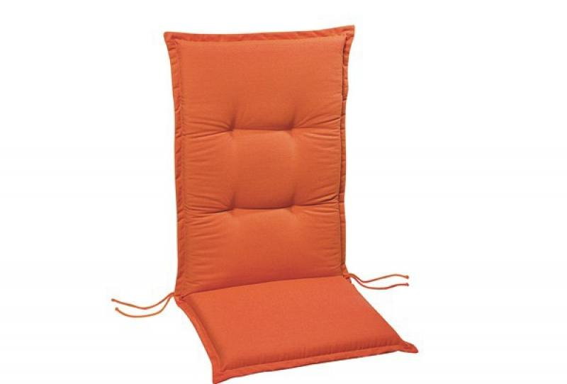 Best Zierkissen 40 x 40 x 12cm Dessin-Nr.: 1231 Farbe: orange