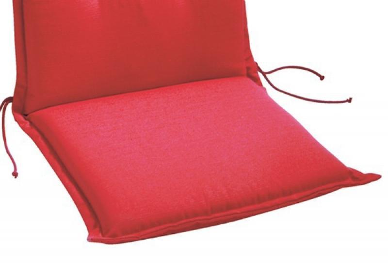 Best Zierkissen 40 x 40 x 12cm Dessin-Nr.: 1330 Farbe: rot