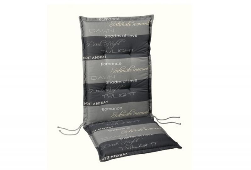 Best Sesselauflage hoch 120x50x7cm D.1235