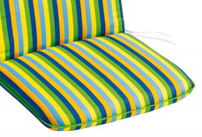 Best Monoblock Sitz 45 x 45 x 5cm Dessin Nr.: 0664 Farbe: gemustert