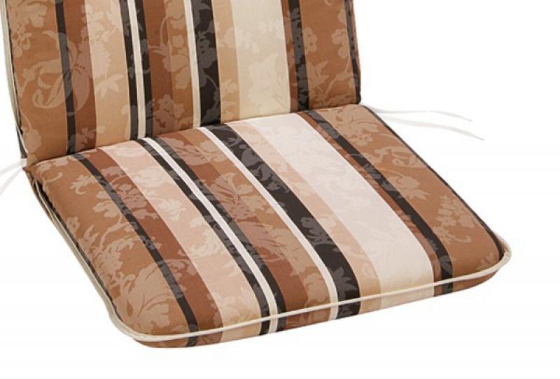 Best Monoblock Sitz 45 x 45 x 5cm Dessin Nr.: 1017 Farbe: gemustert