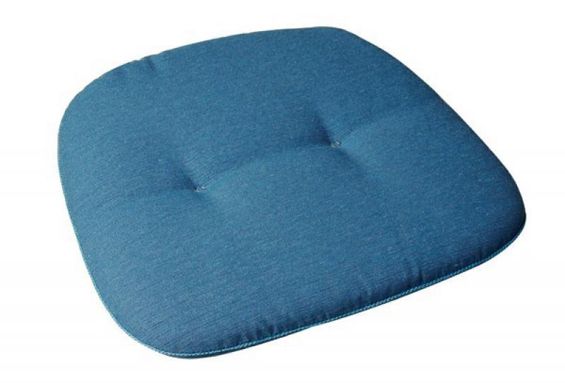 Best Monoblock Sitz 45 x 45 x 5cm Dessin Nr.: 1232 Farbe: blau