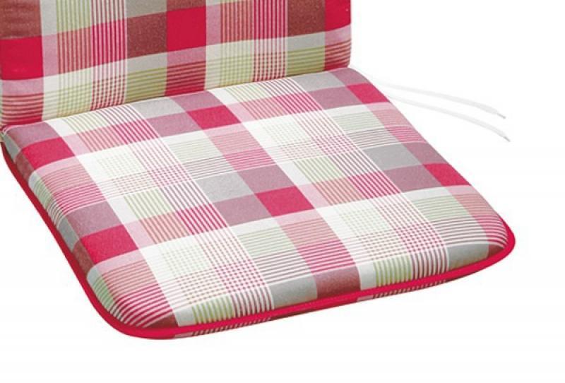 Best Monoblock Sitz 45 x 45 x 5cm Dessin Nr.: 1312 Farbe: gemustert