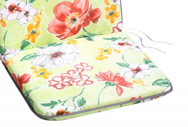 Best Monoblock Sitz 45 x 45 x 5cm Dessin Nr.: 1484 Farbe: gemustert