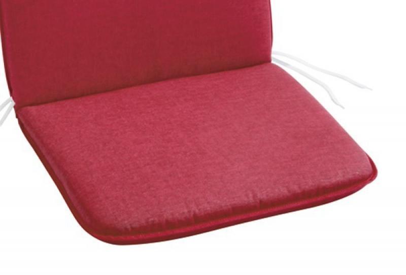 Best Monoblock nieder 84 x 45 x 5cm Dessin Nr.: 1361 Farbe: rot