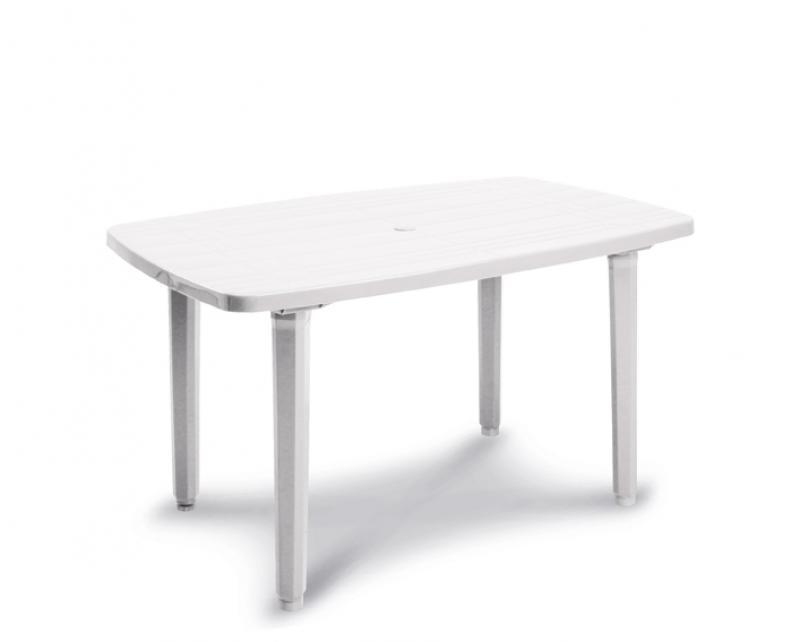 Best Tisch Festival 140x85cm weiß