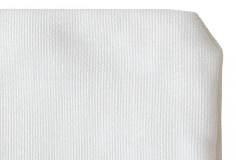 Kissenbezug Linea Sitz- Maße: 44 x 45 x 5 - Farbe: creméweiß