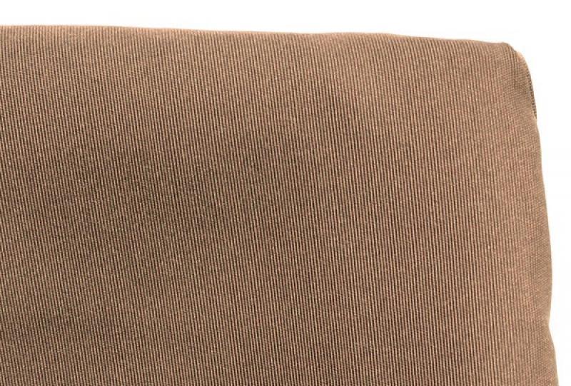 Kissenbezug Linea Sitz- Maße: 44 x 45 x 5 - Farbe: kaffeebraun
