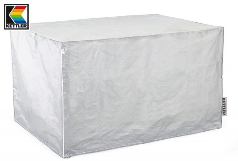 abdeckhaube - schutzhülle sitzgruppe für tisch 140x95cm mit 4 stühlen, Gartenmöbel