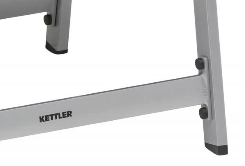 kettler hocker friends silber anthrazit grau. Black Bedroom Furniture Sets. Home Design Ideas