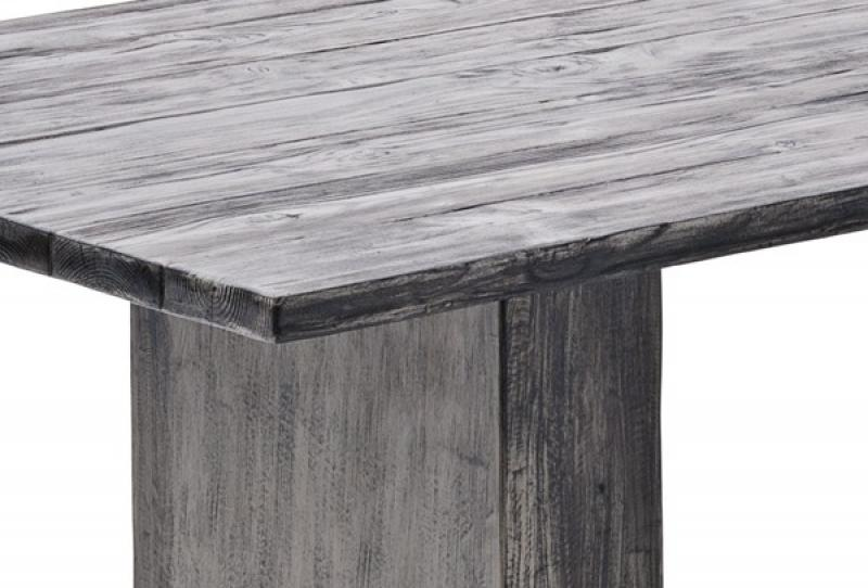 landmann belardo tisch biston 200x100x74cm farbe grau. Black Bedroom Furniture Sets. Home Design Ideas