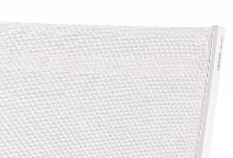 Sieger Relaxliege BODEGA - Farbe: weiß - weiß