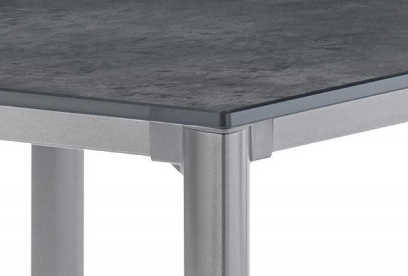 Latest Sieger Exclusiv Tisch Puroplan Beton Dunkel Xcm Gestell Graphit With Sieger  Tisch