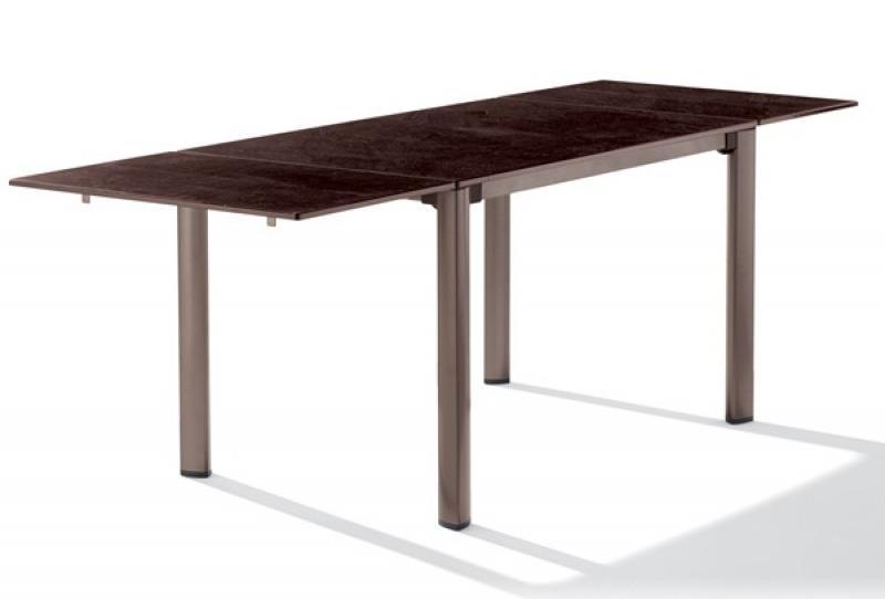 Sieger Exclusiv Tisch Puroplan Schiefer Mocca Inkl