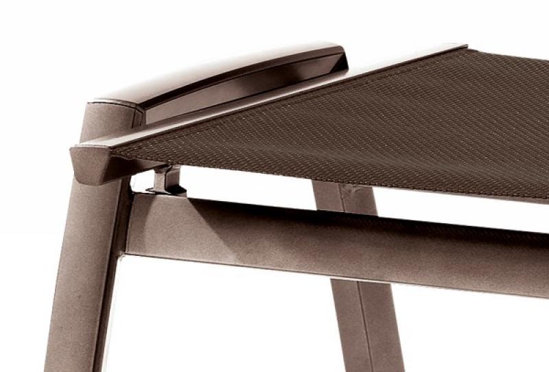sieger hocker trento farbe marone mocca. Black Bedroom Furniture Sets. Home Design Ideas