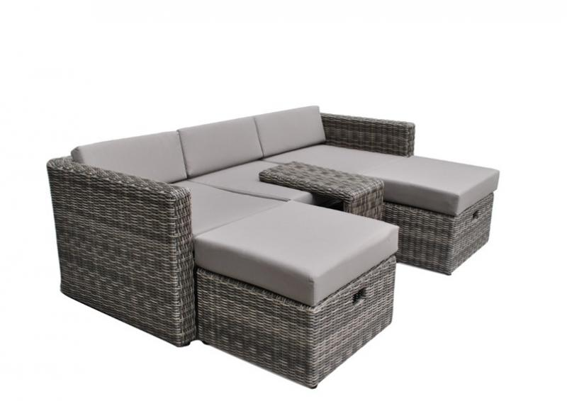 rattan loungem bel gartensofa hannover 3 5 sitzer farbe. Black Bedroom Furniture Sets. Home Design Ideas