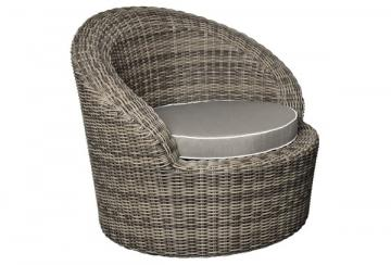 Lounge sessel garten  Loungesessel aus Polyrattan für Terrasse oder Garten hier günstig ...