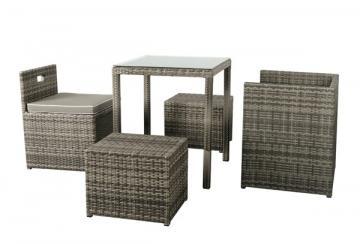 rattan balkon. Black Bedroom Furniture Sets. Home Design Ideas