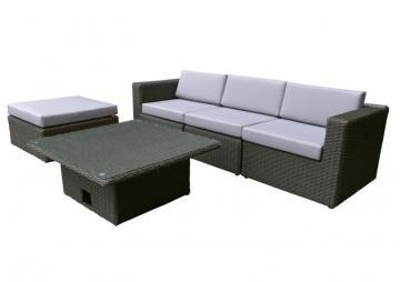 rattan profi loungem bel und garnituren online kaufen. Black Bedroom Furniture Sets. Home Design Ideas