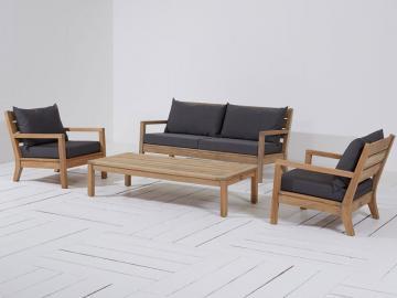 teak m bel polster bestseller shop mit top marken. Black Bedroom Furniture Sets. Home Design Ideas