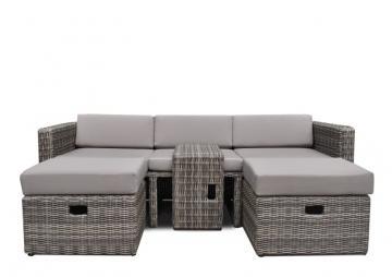 Lounge sofa rattan  Rattan-Profi - Loungemöbel und Garnituren online kaufen