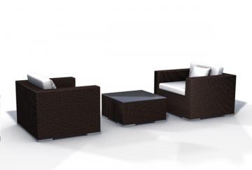 Rattan wohnlandschaft bali  Gartenmöbel Loungegruppen zu sensationellen Preisen!