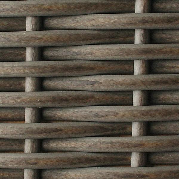 rattan gartensessel stuhl linea 2er set farbe grau taupe. Black Bedroom Furniture Sets. Home Design Ideas