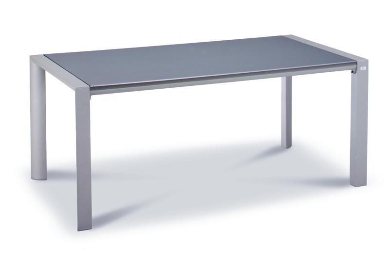 Best Alu-Tisch Barolo 180x90cm taupe