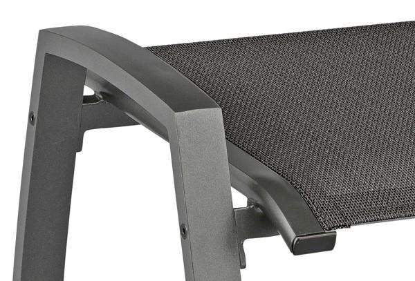 kettler hocker altura farbe anthrazit anthrazit. Black Bedroom Furniture Sets. Home Design Ideas