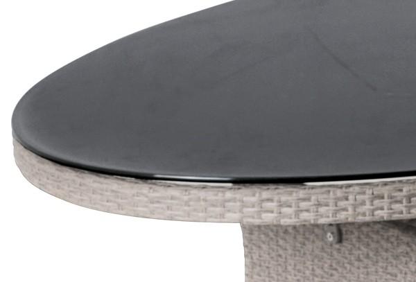 Hochbeet Aus Stein Gemauert : Kettler Freizeitmöbel RattanGeflecht Medoc Kettler Tisch Medoc