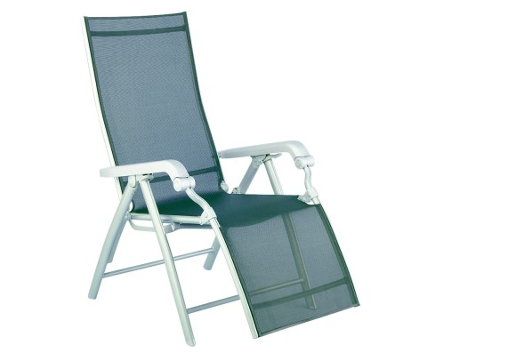 Korb Gartenmobel Sessel : Gartenmöbel Lucca im Aluminium Textilene Look