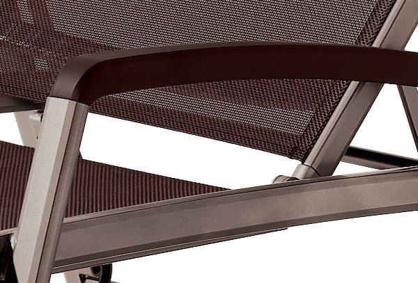 sieger stapelrollliege bodega farbe marone mocca. Black Bedroom Furniture Sets. Home Design Ideas