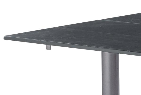 Sieger Exclusiv Tisch Puroplan Schiefer anthrazit inkl ...