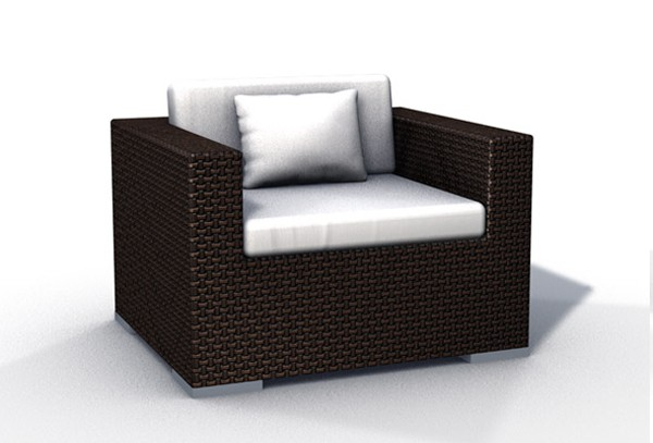 rattan lounge espace luxus set 6a 4 sitze inkl kissen. Black Bedroom Furniture Sets. Home Design Ideas