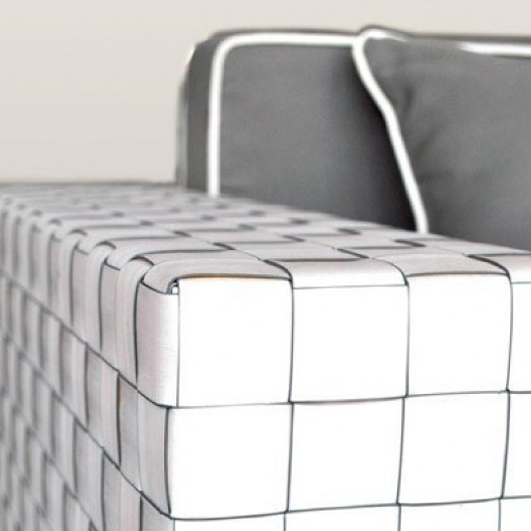 Rattan lounge grau weiß  Gefunden! Gartenmöbel Premium Lounge aus Rattan - Espace