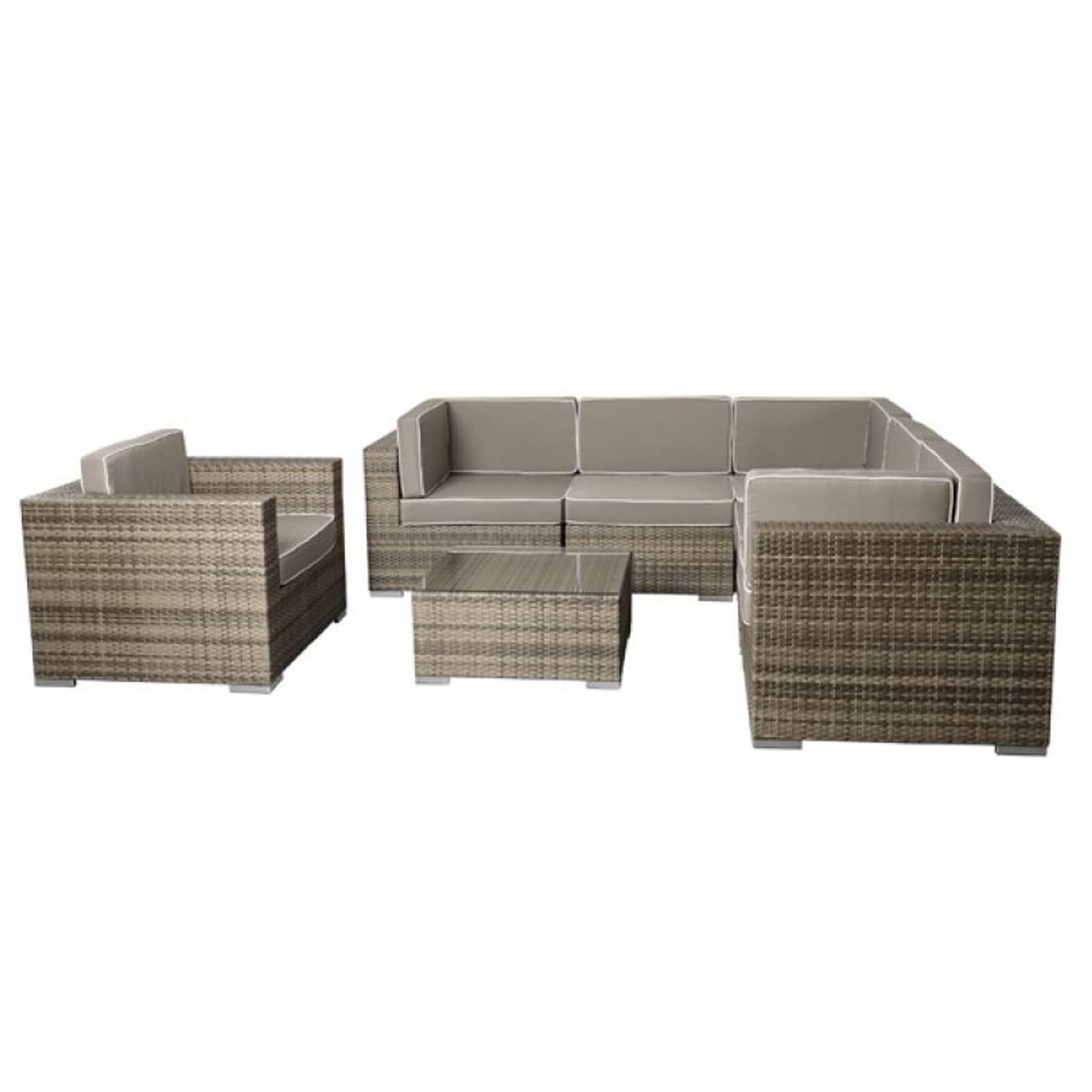 gartenloungem bel aus polyrattan viele spar sets sofort. Black Bedroom Furniture Sets. Home Design Ideas