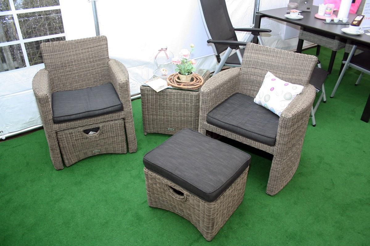 gartenm bel offline shoppen in unserem showroom. Black Bedroom Furniture Sets. Home Design Ideas