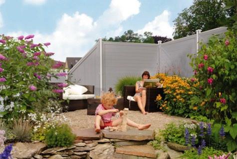 Vorgartenzaun   vorgartenzäune hier günstig online kaufen